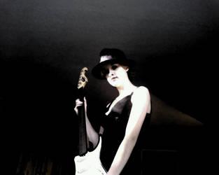 Goth Rocker by WannaBeeBritGirl