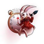 White Rabbit by ReglisseKyo