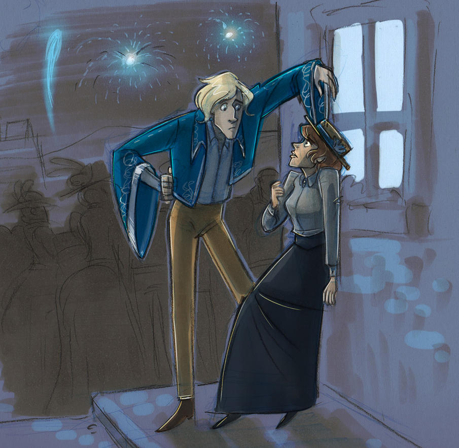 howl and sophie meet