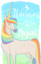 Happy Unicorn Day? by NatAsplund