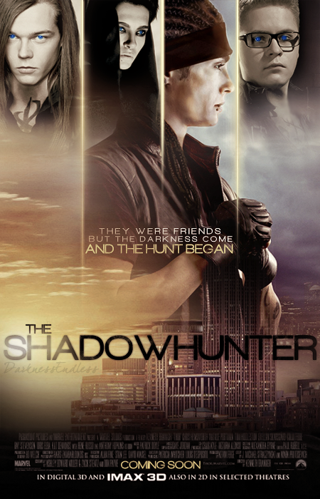 The Shadowhunter by DarknessEndless