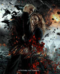 Harry Potter | Alius Mundus poster by DarknessEndless