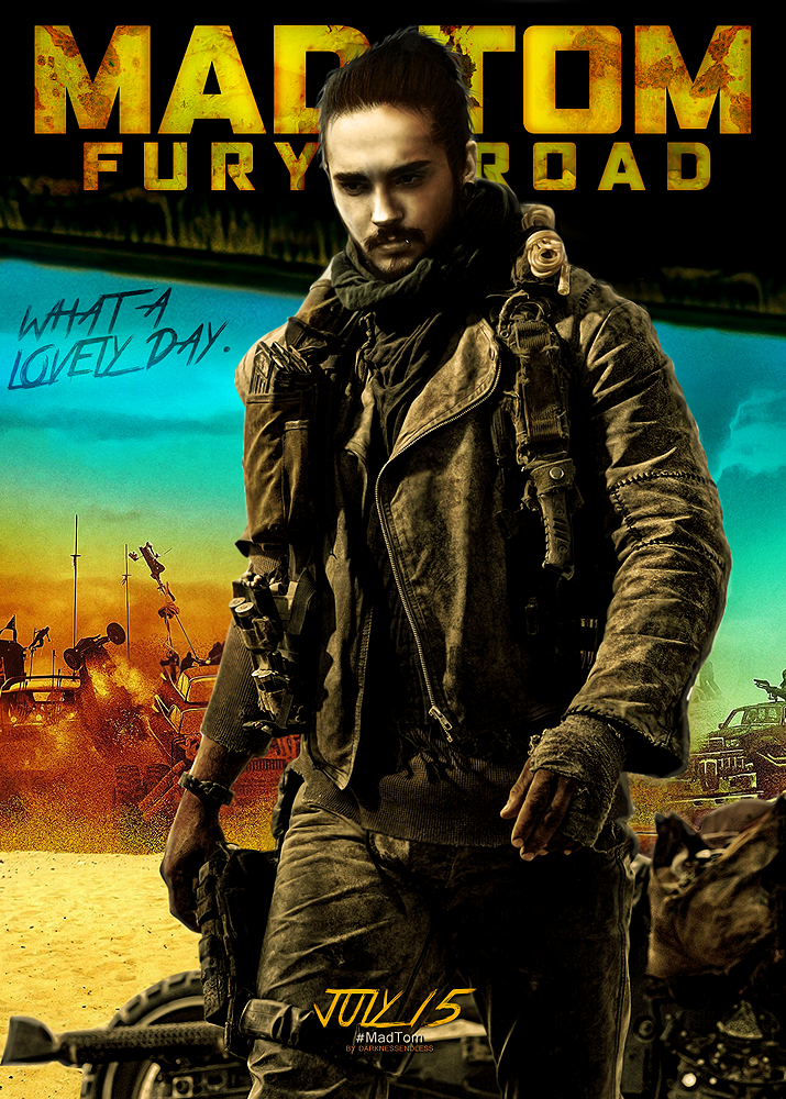 MAD TOM | Fury Road by DarknessEndless