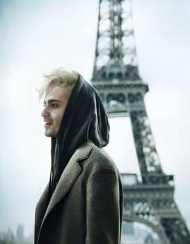 Morning in Paris | Bill Kaulitz