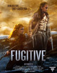 FUGITIVE | Fan-Fiction cover by DarknessEndless