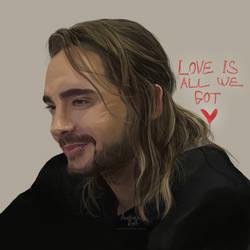 Love is all we got | Tom K. by DarknessEndless