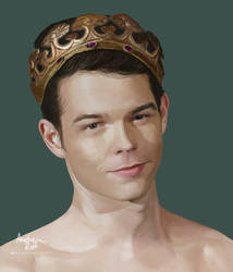 Georg Listing | King by DarknessEndless