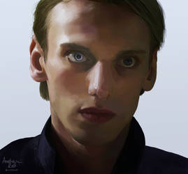 Young Grindelwald by DarknessEndless