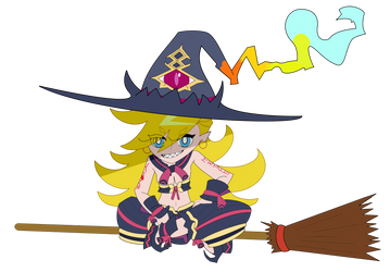 PSG/The Witch and the Hundred Knight Crossover