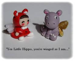 Kulla and Hippo