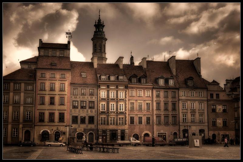 Stare Miasto by zeenon