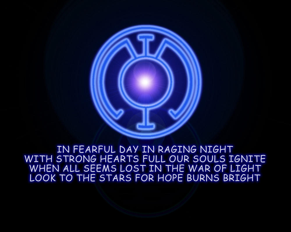 Lantern corps wallpaper by gorzki on deviantart gl desktop blue lantern oath by saikat4ever biocorpaavc Gallery