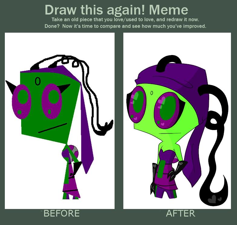 .:DrawThisAgain!!:. by InvaderAndrea