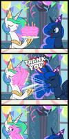 Princess Luna's Birthday (Commissioned)