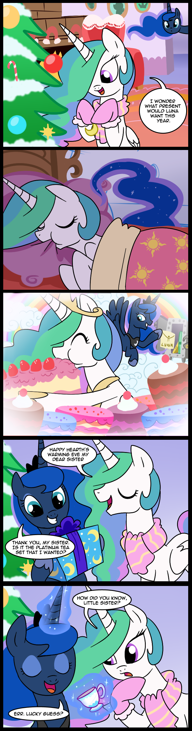 MLP: Ponyception (Commisioned) by tan575
