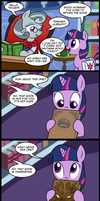MLP: Dangerous book (Commissioned)