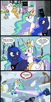 MLP: Wanna build a snow man? (Commissioned)