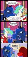 MLP: Princess Luna M.D. (Commissioned)