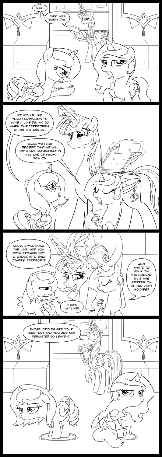 MLP: Marking the territory by tan575