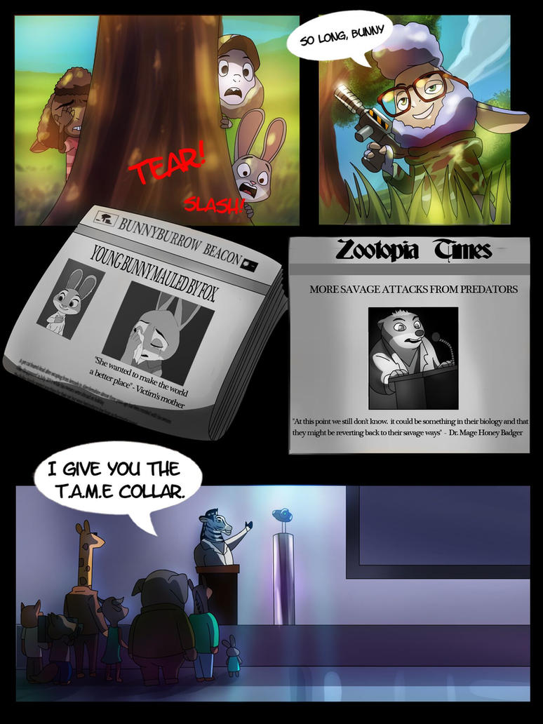 Zootopia V.2 Part 9 by tan575