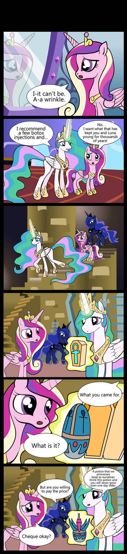 MLP: Youth becomes her by tan575