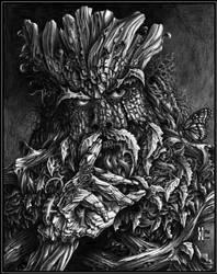 Greenman by TheArtofConstantine