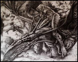Neytiri by TheArtofConstantine
