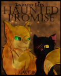 DL: Haunted Promise [Cover] by LADY-R0SA