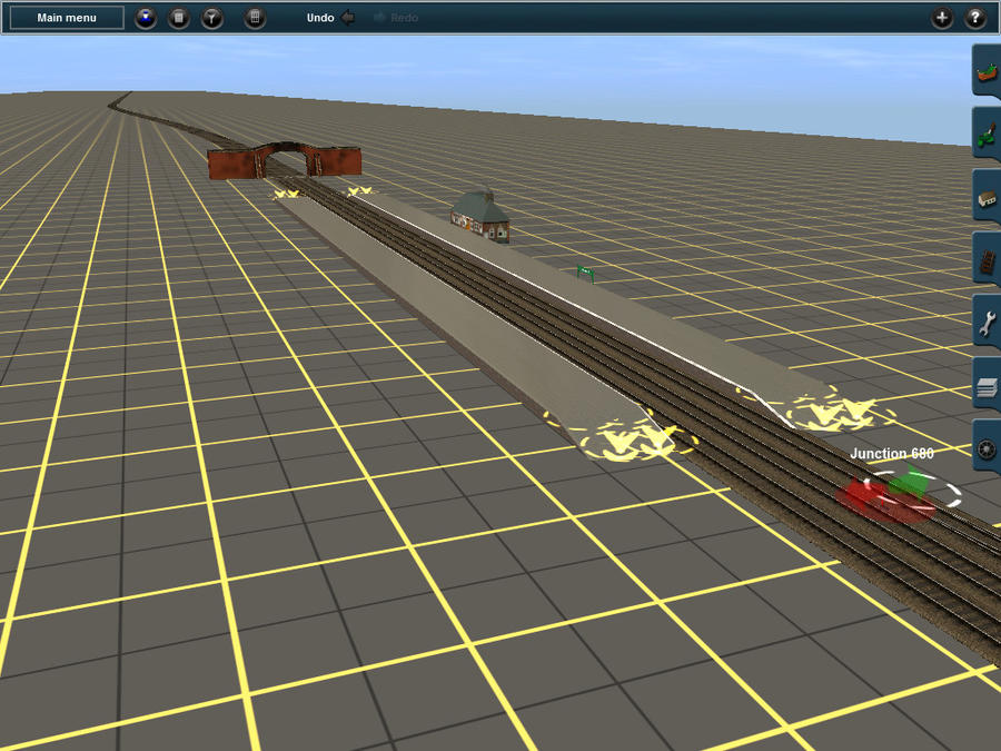 TVS and RWS hybred Sodor (Lower Tidmouth) WIP by ilovetrains01