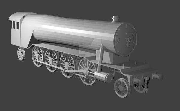 Lner P1 progress by ilovetrains01