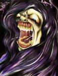 Gore Portrait-Anger