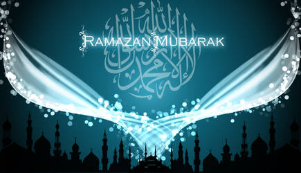 Ramazan Mubarak by RoohaT