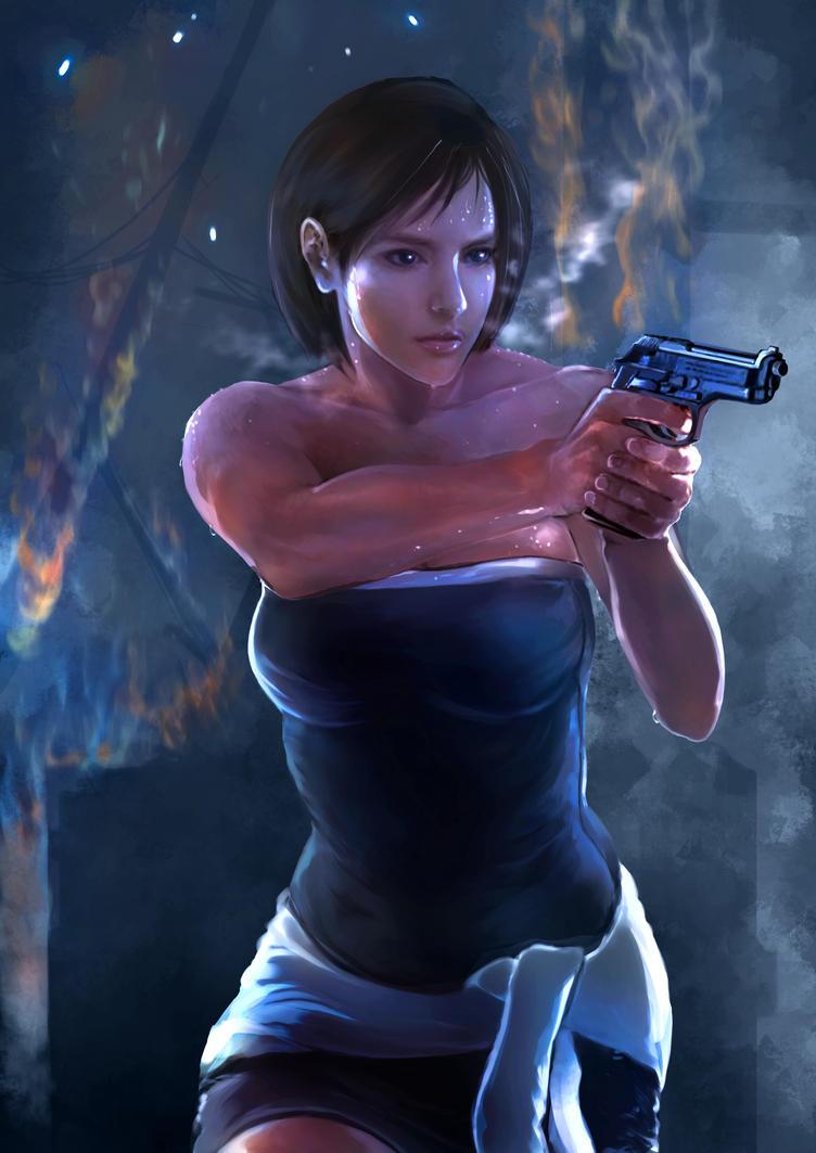 Jill 2011 by THEZENTLION