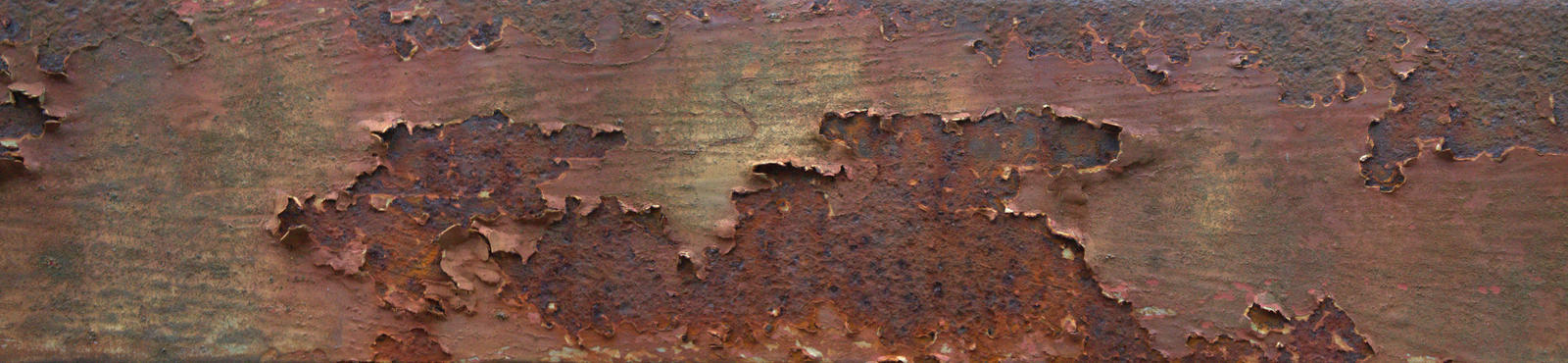 Rust on an Abandoned Bridge by wetdryvac