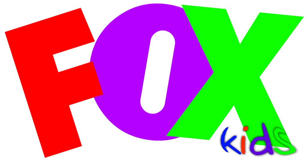 fox kids logo concept by minecraft logan1 on deviantart rh minecraft logan1 deviantart com