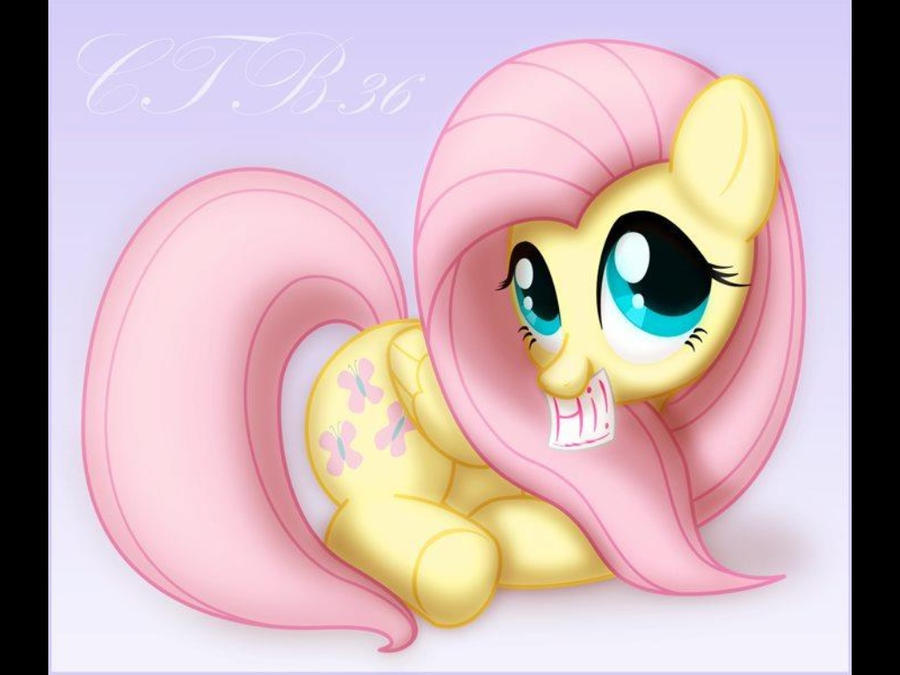 Fluttershy (2) by Why-so-serious2 on DeviantArt