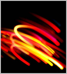 Neon Christmas Tree XI. by MissDisgrace