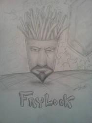 Frylock by luvtuya