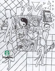A Taste of Creativity by luvtuya