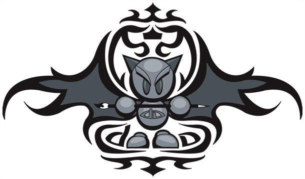 Winged Fella Tattoo by luvtuya