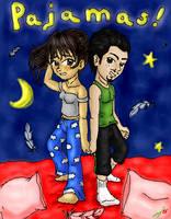 Pajamas by luvtuya