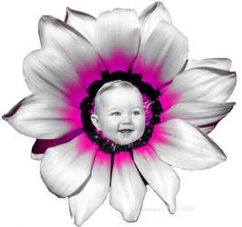 Flower Baby by xxemoxxstarxx