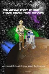 Star Wars C3PO and R2D2 by xxemoxxstarxx