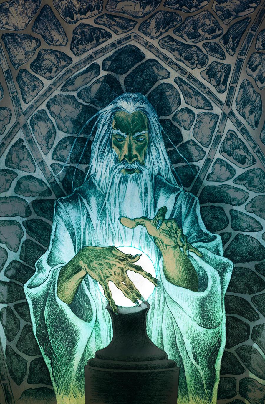 Saruman the White by DanielGovar