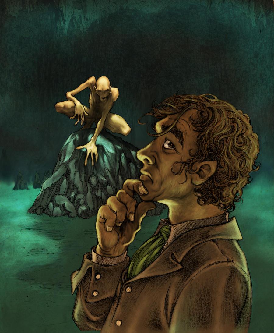 Riddles in the Dark by DanielGovar