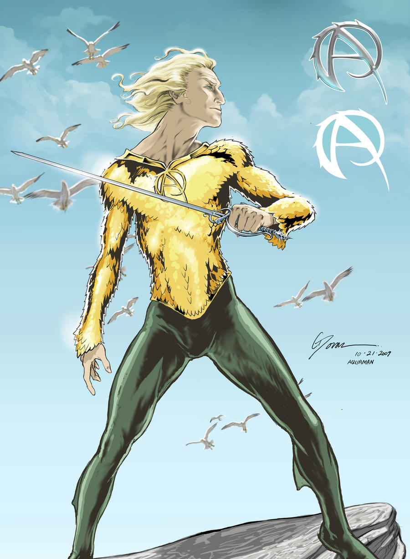 Aquaman 2009