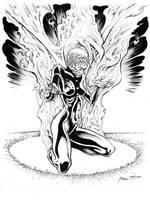 Phoenix 2 for Rachel by DanielGovar