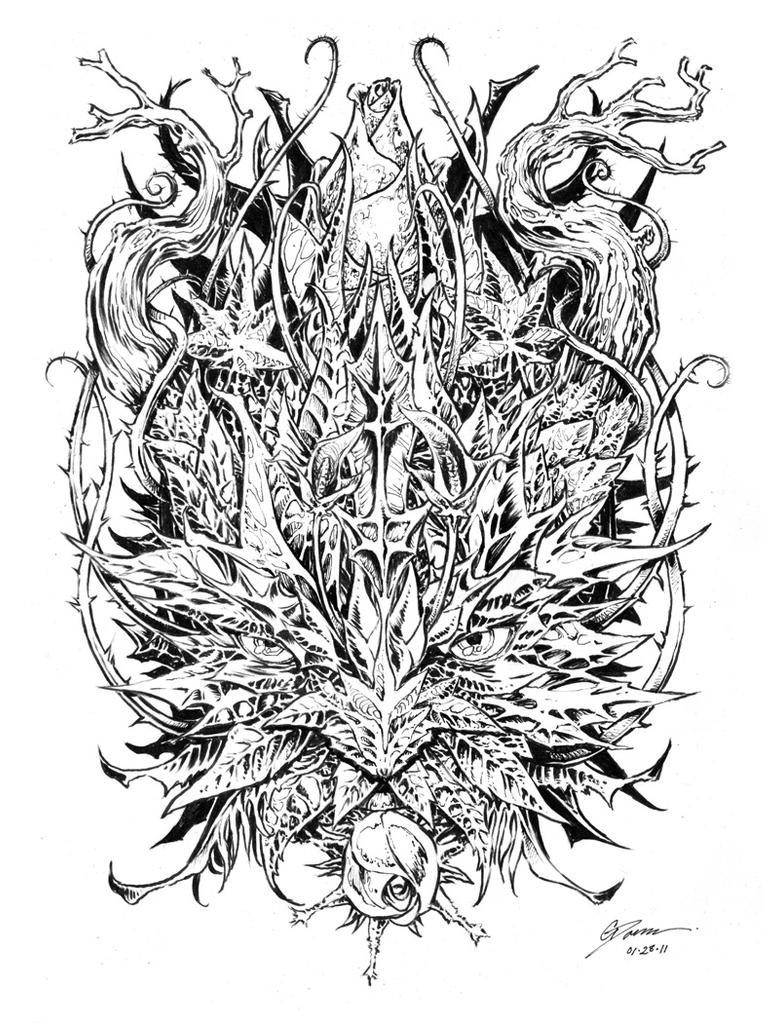 green man coloring pages - photo#12