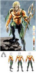 PR Aquaman - Sea Change 1 by DanielGovar