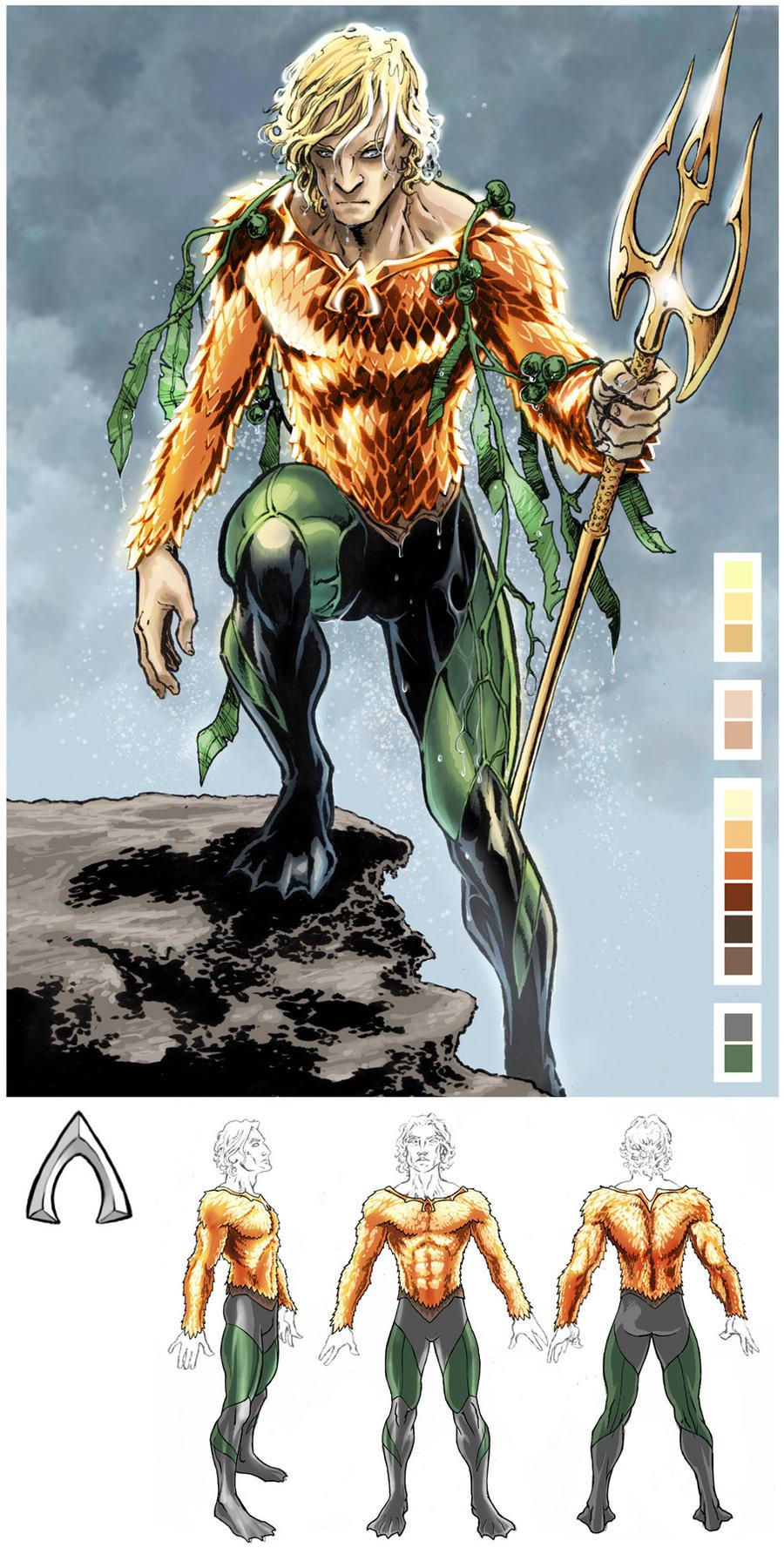PR Aquaman - Sea Change 1